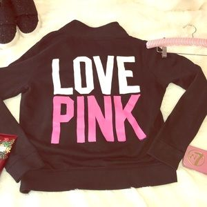 🌸 Victoria Secret PINK Sweatshirt Size L🌸